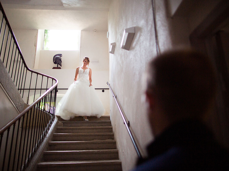 Reception mariage Isere