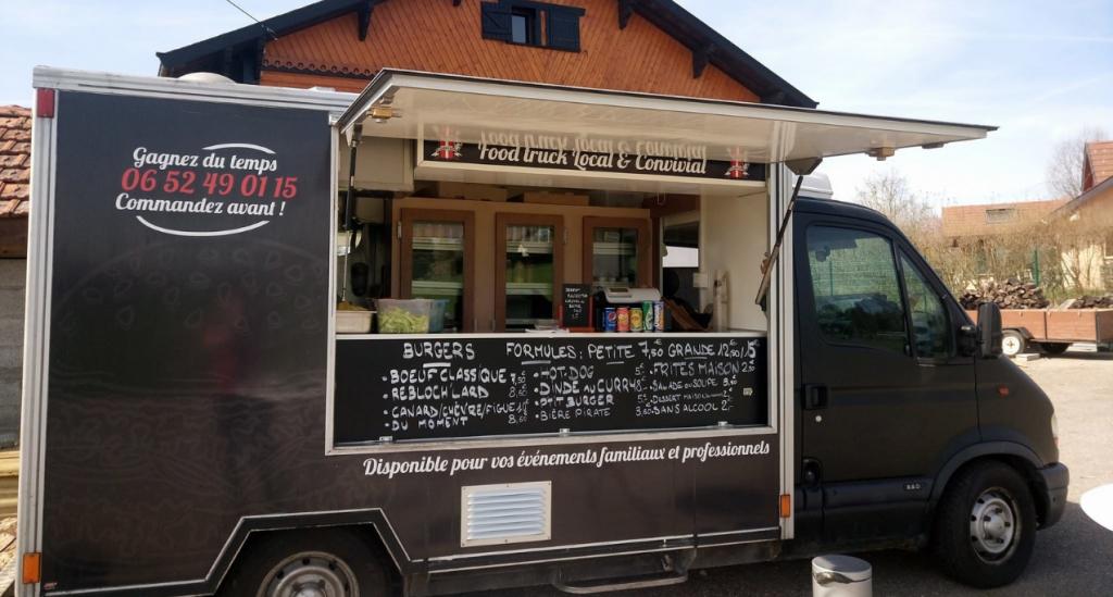 Food Truck traiteur partenaire