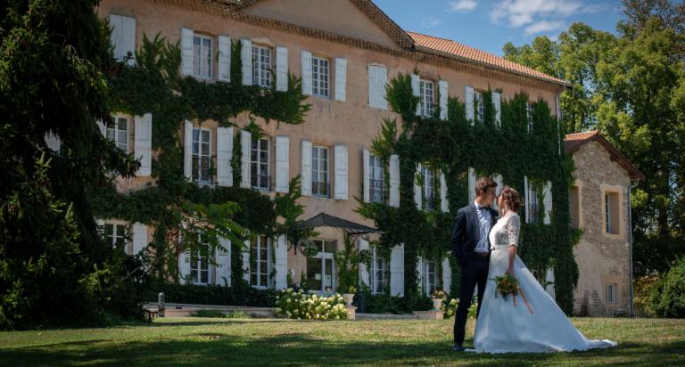 Réservation mariage 2022 au chateau