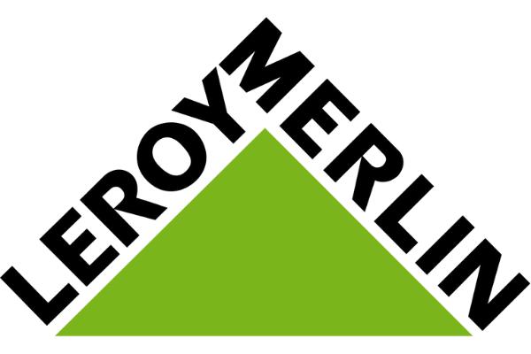 Logo séminaire au château de Césarges Leroy Merlin