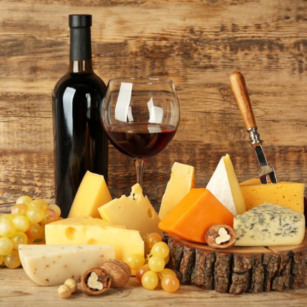 Soirée dégustation Vins et Fromages au Château de césarges